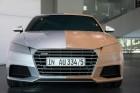 Audi TT – Hightech Magyarországról
