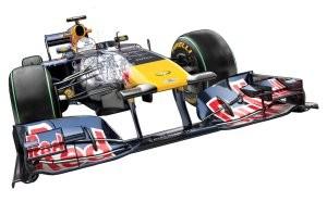A nap képe - Red Bull röntgenrajz