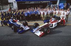 A nap képe - Kétszínű csapat az F1-ben