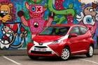 Mérges mangahős: új Toyota Aygo