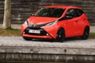 Vezettük: új Toyota Aygo