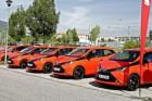 Megjött Magyarországra a szupertakarékos Toyota