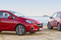 Itt az új Opel Corsa!