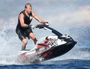 Kimi Räikkönen Korzikán élvezi a nyarat
