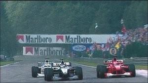 F1: A valaha volt legjobb előzés Spában
