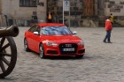 Műanyagrugó a megújult A6-os Audiban