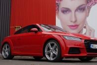 Tökéletes, mint minden új Audi