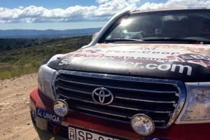 Dakar 2015: Bajban a magyar alakulat