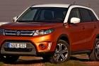 Új Suzukink, a Vitara: fura szerzet