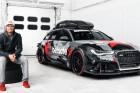 1000 lóerős Audi síeléshez, vagy bármi máshoz