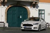 Hazai teszt: mit tud az új Ford Mondeo?