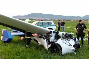 Lezuhant a repülő autó, ami Szlovákiában készül
