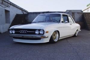 Az Audi, amivel lehetetlen lenne itthon közlekedni