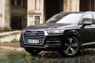 Kisebb, könnyebb, jobb: Audi Q7