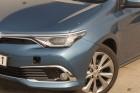 Így hasít a turbós Toyota Auris