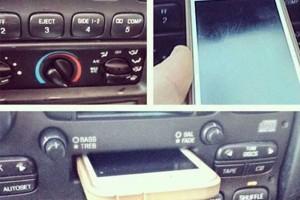 Forradalmi iPhone-tartó, amitől eldobod az agyad