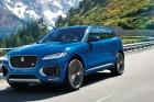 Karkötővel nyílik a Jaguar első SUV-ja, az F-Pace