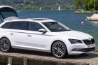 Világító szempillát villantott a luxus-Škoda