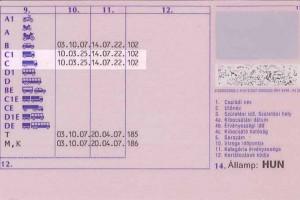 Módosítják a jogosítvány korhatárát