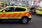 Új mentőautók Magyarországon