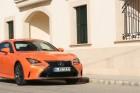 Vezettük: Lexus RC 200t és 300h