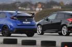 Összehasonlító teszt: Ford Focus ST-Honda Civic Type R