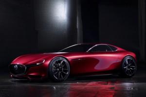 Visszatér a Mazda Wankel-kupéja