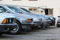 Exkluzív: a 7-es BMW összes generációja