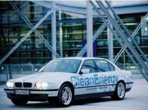 100 000 kilométer hidrogénmotoros BMW-kkel