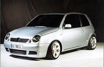 GTI a köbön: VW Lupo, 300 lóerő, 410 Nm