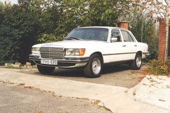 Az én autóm: Mercedes-Benz (W116) 280 SE