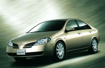 Nissan Primera - új formavilág