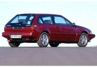 Kompakt Volvo és Mazda modellek Focus padlólemezen