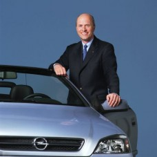 Carl-Peter Forster az Opel új elnöke