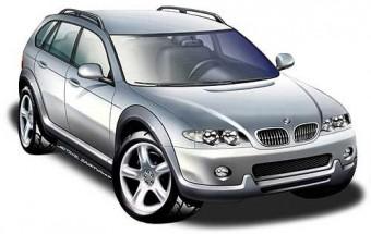 Kis szabadidőautó a BMW-től