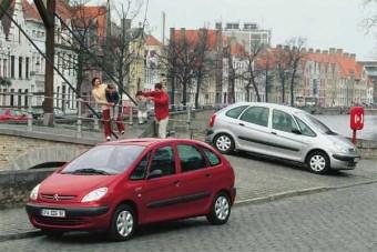Citroën gyártás Oroszországban, Iránban és Brazíliában
