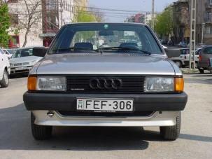 Audi 80 quattro - a sztár kistesója