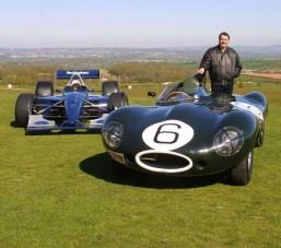Nigel Mansell újra versenyautóban