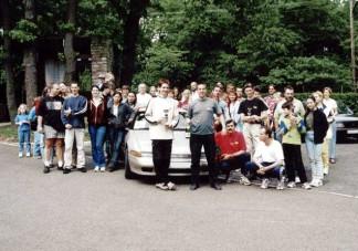 IV. Mitsubishi Klub Rally
