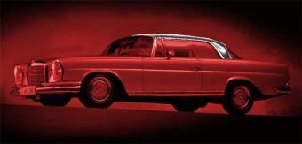 Mercedes-Benz 250 SE Coupe, 1966