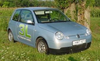 Teszt: Volkswagen Lupo 3L TDI