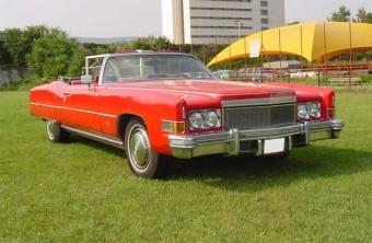 Az én autóm: Cadillac Eldorado 1974