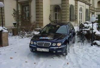 Teszt: Rover 75 Tourer 2.0 CDT Club - A kisember Rolls-Royce-a