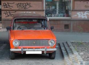 Az én autóm: jobbkormányos Zsiguli