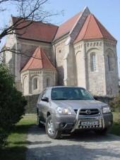 Teszt: Mazda Tribute 2.0 4x4 TE - Tiszta Amerika