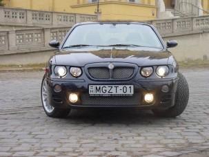 Az Én Autóm - MG ZT 190: Valami vadság