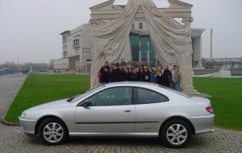Teszt: Peugeot 406 Coupé Pack 2.2 HDi - Drága szépség