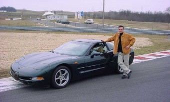 Több mint autó: Chevrolet Corvette C5