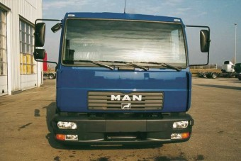 Egy lépéssel feljebb - MAN teherautók