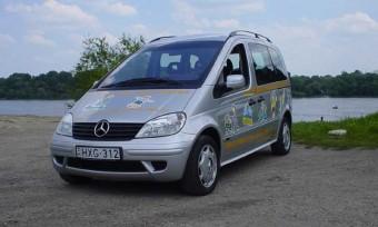 Teszt: Mercedes-Benz Vaneo 190 Family - A sokoldalú családtag